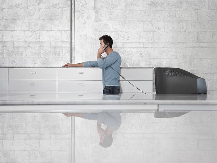 Man in office   Atradius