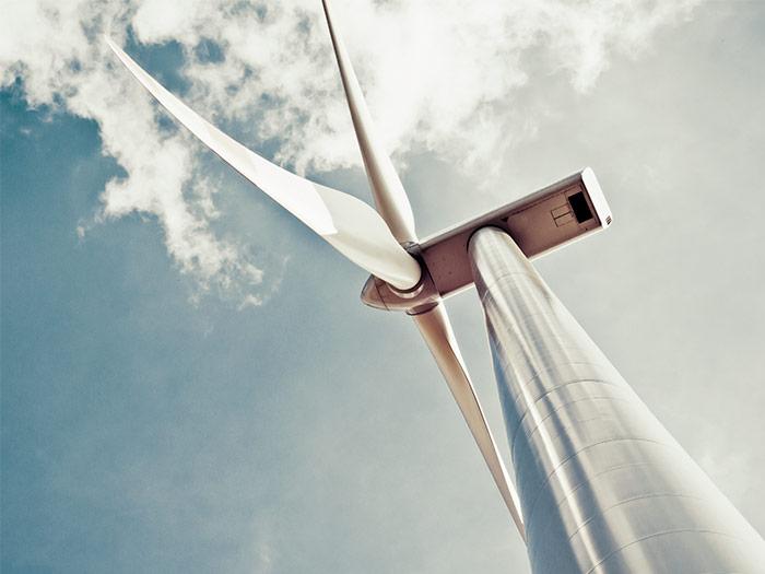 Wind turbine in the sky   Atradius